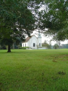 kanapaha church_in_field_with_trees