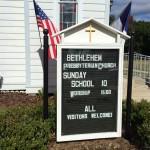Bethlehem PC signage