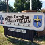 Ft. Caroline PC signage