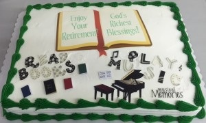 Don Heath Retirement-Cake