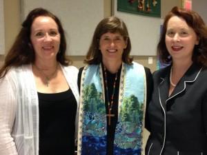 Kathy McLean, Cheryl Gans, Cynthia Montgomery