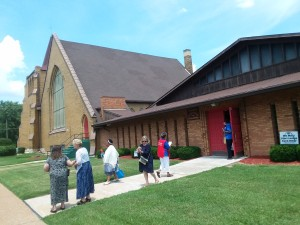 Colt Brilliante Presbyterian Church