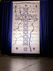 PC(USA) Cross in the Plenary Hall