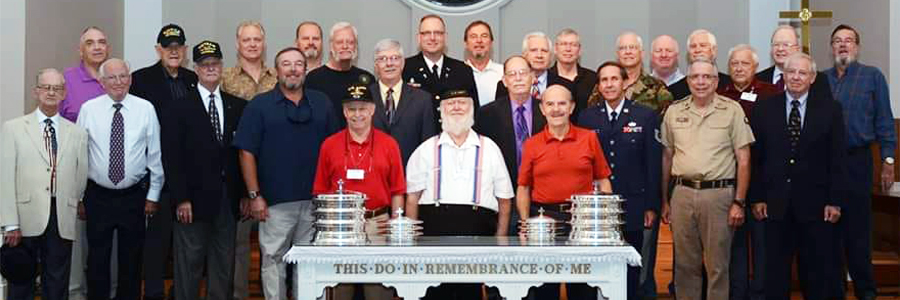 Veterans at Orange Park Presbyterian Church