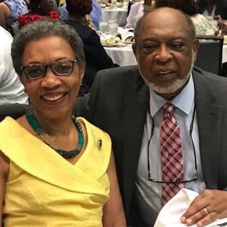 Pauline Lawrence and Carlton Davis