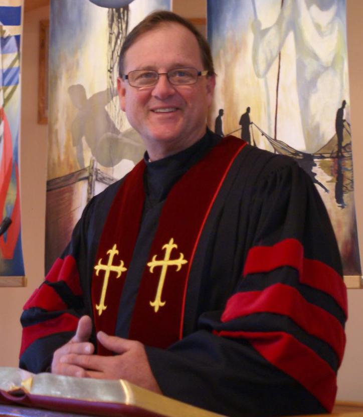 The Rev. Dr. Jeff